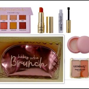 🔥 3 for $50 🔥 Babes Who Brunch Makeup Set w/Bag